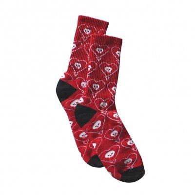Alkaline Trio - Heartskull Socks
