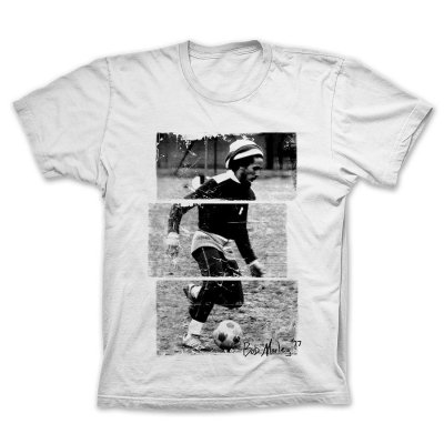 Bob Marley - Youth Soccer Toddler Tee