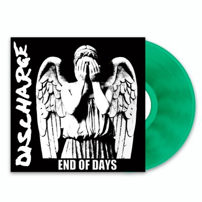discharge - End Of Days LP (Green)