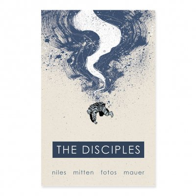 black-mask-studios - The Disciples Vol. 1 Collected Softcover