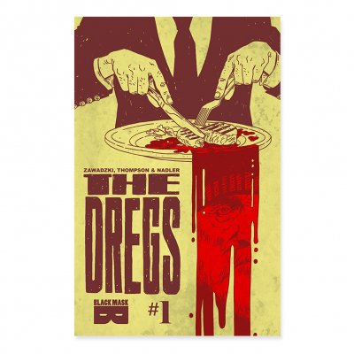 Black Mask Studios - The Dregs - Issue 1