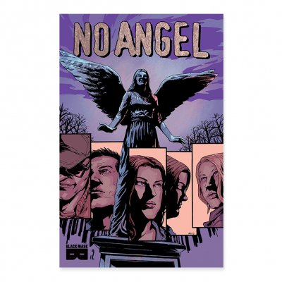 Black Mask Studios - No Angel - Issue 2
