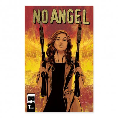 Black Mask Studios - No Angel - Issue 1