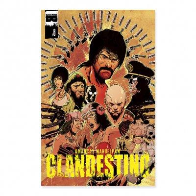 Clandestino - Clandestino - Issue 6