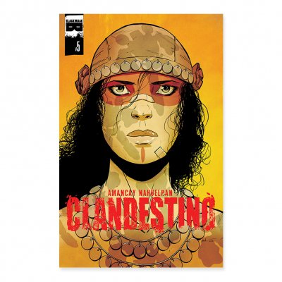 black-mask-studios - Clandestino - Issue 5
