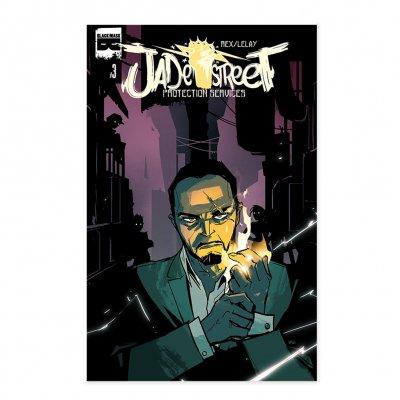 Jade Street - Jade Street - Issue 3