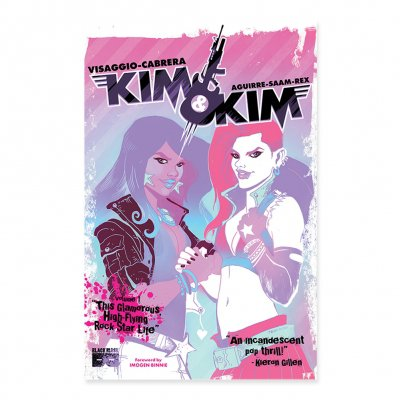 black-mask-studios - Kim & Kim VOL. 1