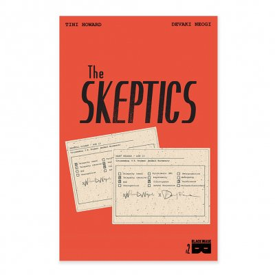 Black Mask Studios - THE SKEPTICS - Issue 2