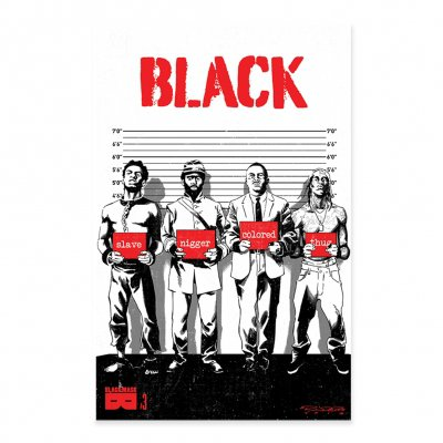 Black Mask Studios - BLACK - Issue 3 Uncensored