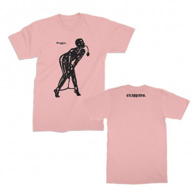 Clipping - Wriggle T-Shirt (Pink)