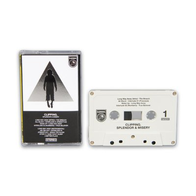 Clipping - Splendor and Misery Cassette
