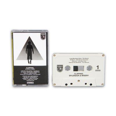 clipping - Splendor and Misery Cassette