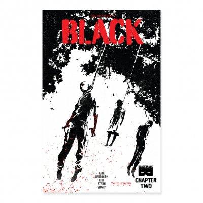 black-mask-studios - BLACK - Issue 2