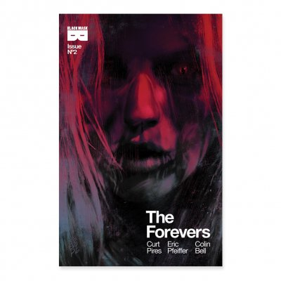black-mask-studios - The Forevers - Issue 2