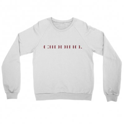 clipping - Logo Crew Neck Sweatshirt (White)