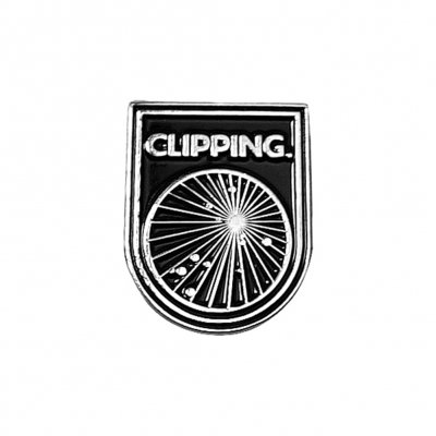 clipping - Splendor & Misery Logo Enamel Pin