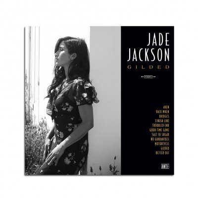 Jade Jackson - Gilded CD