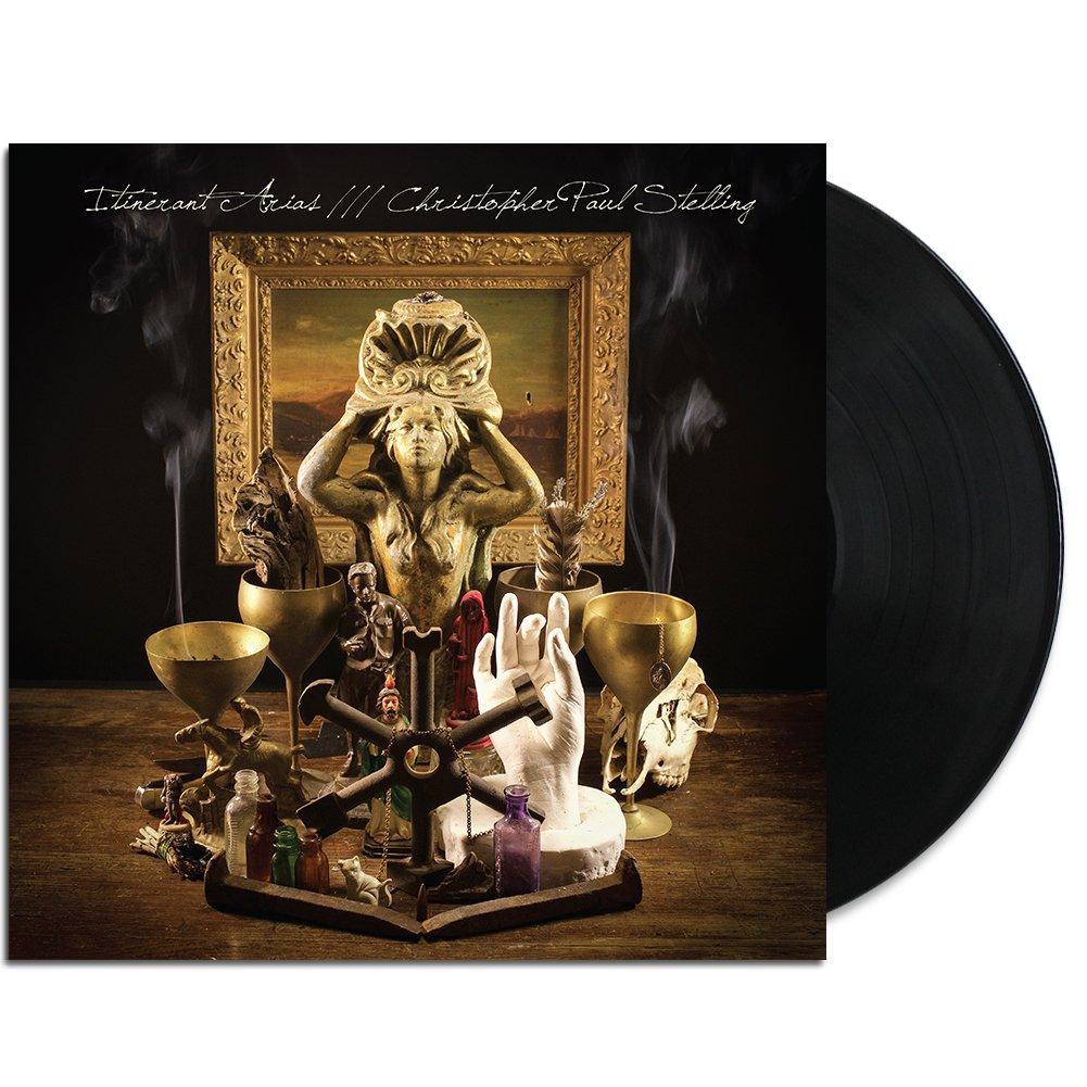 IMAGE   Itinerant Arias LP (Black)