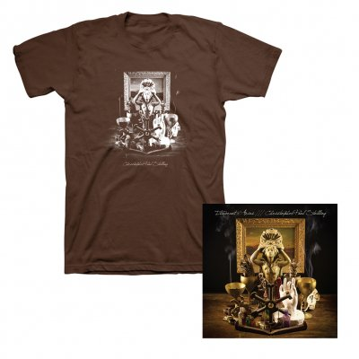anti-records - Itinerant Arias CD + T-Shirt (Brown)