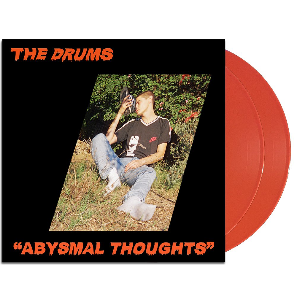 IMAGE | The Drums - Abysmal Thoughts 2xLP (Orange)