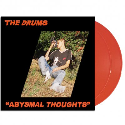anti-records - The Drums - Abysmal Thoughts 2xLP (Orange)