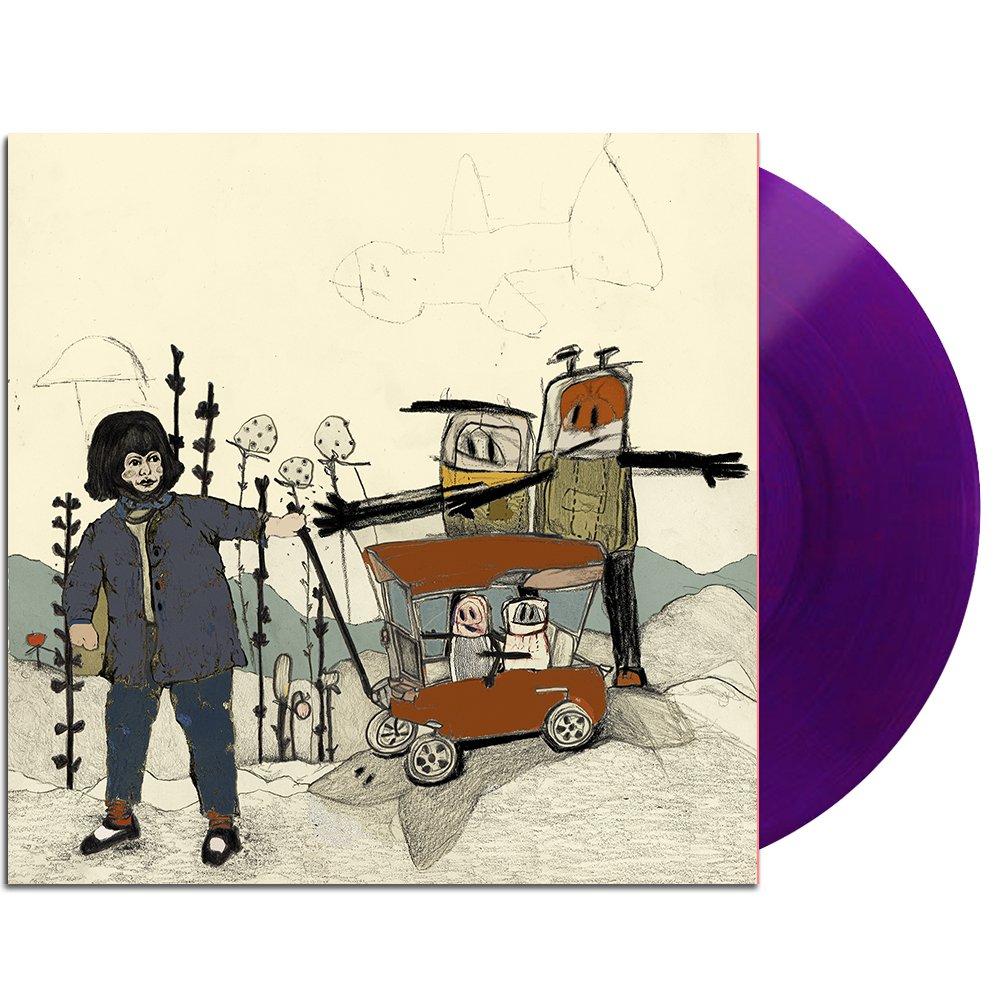 IMAGE | Powerplant LP (Purple)