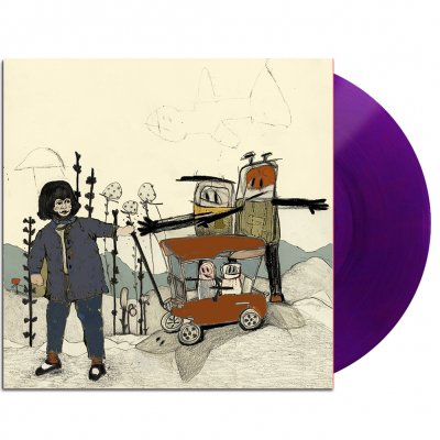 anti-records - Powerplant LP (Purple)