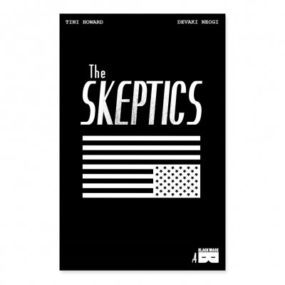 The Skeptics - THE SKEPTICS - Issue 4