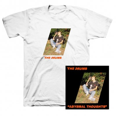 anti-records - Abysmal Thoughts CD + T-Shirt (White)