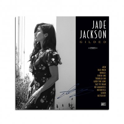 jade-jackson - Autographed - Gilded CD