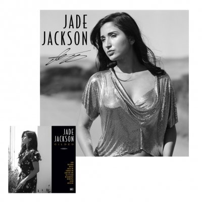 jade-jackson - Gilded CD (Unsigned) + Signed Lithograph