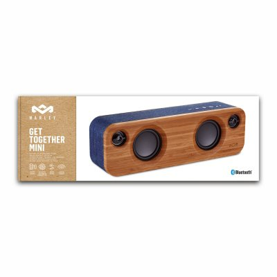 Bob Marley - Get Together Mini Speaker (Denim)