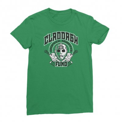 claddagh-fund - Hockey Mask Womens Tee