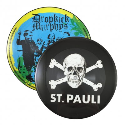 "Dropkick Murphys - You'll Never Walk Alone 7"" (Pic Disc)"