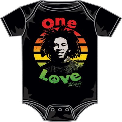Bob Marley - Peace Onesie