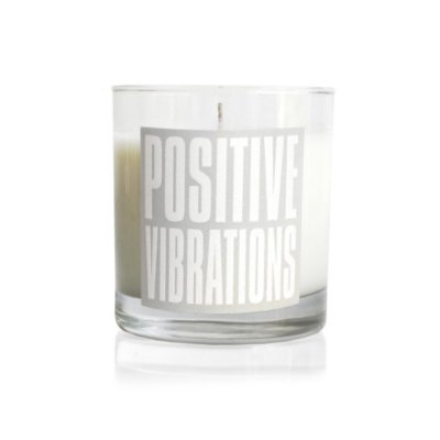 Bob Marley - Positive Vibrations Candle