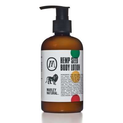 Bob Marley - Hemp Seed Body Lotion