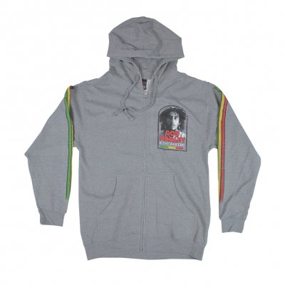 Bob Marley - Manchester Tour Hoodie