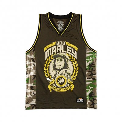 Bob Marley - Freedom Fighter Jersey