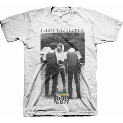 Bob Marley - I Shot The Sheriff Tee