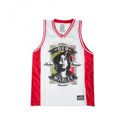 Bob Marley - Rebel Music Jersey