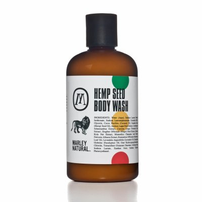 Bob Marley - Hemp Seed Body Wash