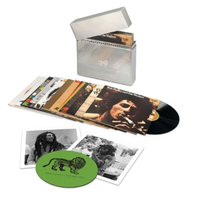 Bob Marley - The Complete Island Recordings Collectors Edition