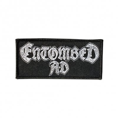 Entombed AD - Logo Patch