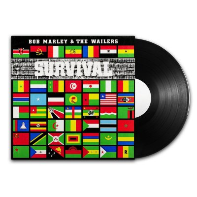 Bob Marley - Survival LP