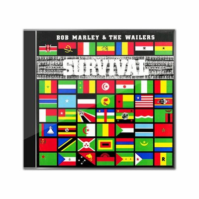 Bob Marley - Survival CD