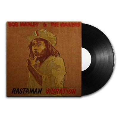 Bob Marley - Rastaman Vibration LP