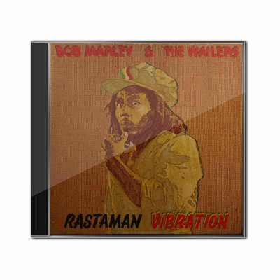 Bob Marley - Rastaman Vibration CD