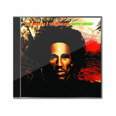 Bob Marley - Natty Dread CD
