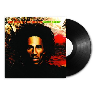 Bob Marley - Natty Dread LP
